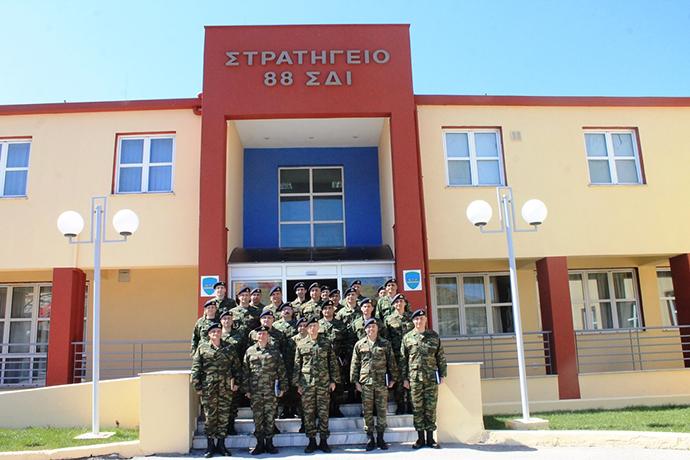 Αρχηγός ΓΕΣ - Αλκιβιάδης Στεφανής - Επίσκεψη - 79 ΑΔΤΕ - 88 ΣΔΙ
