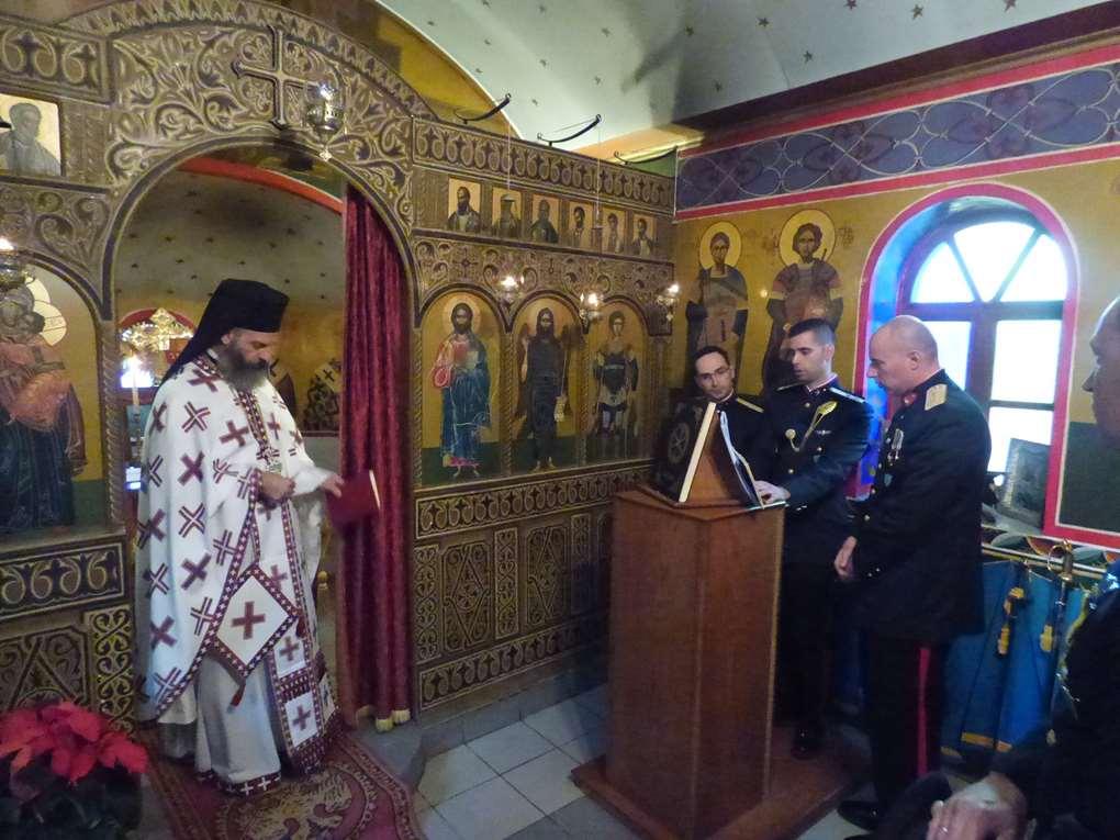 H 88ΣΔΙ Λήμνος τίμησε την μνήμης της προστάτιδας του Πυροβολικού Αγίας Βαρβάρας